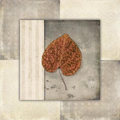 Lodge Leaf Tile 2-LightBoxJournal-Giclee Print