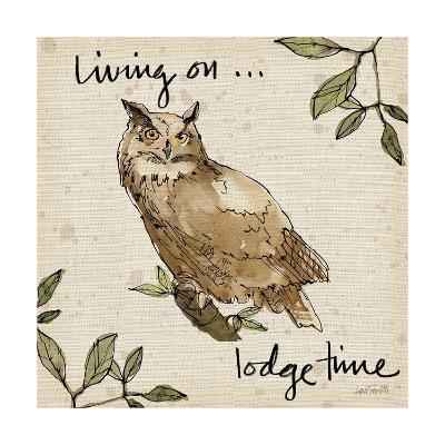 Lodge Life VI-Anne Tavoletti-Art Print