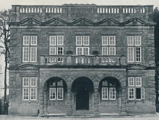 'Lodge Park', 1911-Unknown-Photographic Print