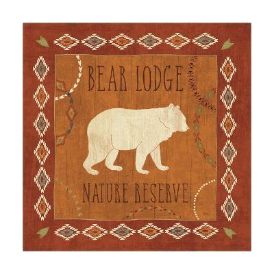 Lodge Resort I-Veronique Charron-Art Print