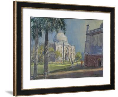 Lodi Gardens, Delhi, 2013-Tim Scott Bolton-Framed Giclee Print