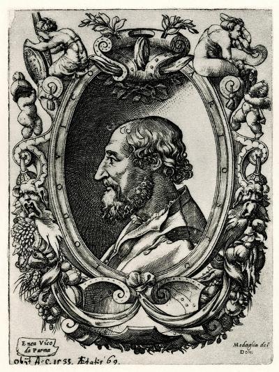 Lodovico Ariosto, 1884-90--Giclee Print