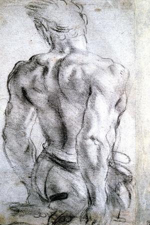 Study of a Figure, C1560-1609