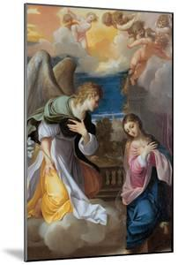 The Annunciation, 1603-1604 by Lodovico Carracci