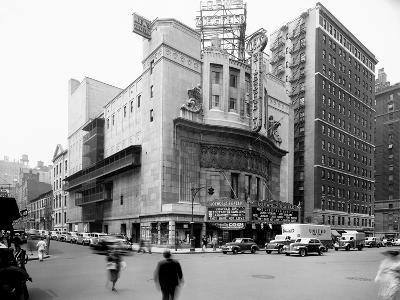 Loew's Ziegfeld, New York--Photographic Print