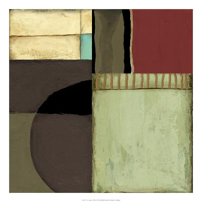 Loft Abstract II-Jennifer Goldberger-Premium Giclee Print