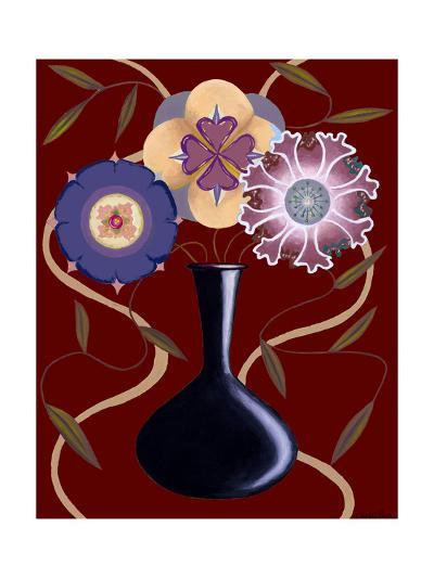 Loft Flowers III-Chariklia Zarris-Art Print