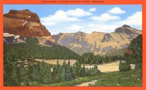 Logan Pass, Glacier National Park, Montana