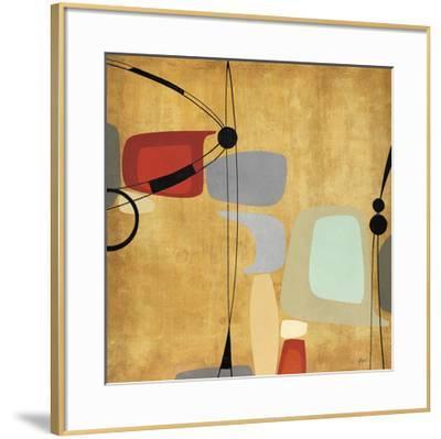 Logic and Balance I-Danielle Hafod-Framed Giclee Print