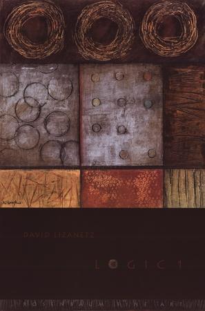 Logic I-David Lizanetz-Art Print