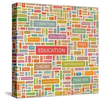 Education Word Collage