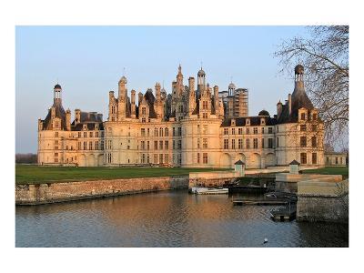 Loire Valley Chambord Castle--Art Print