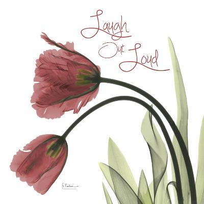 LOL Tulips L83-Albert Koetsier-Art Print