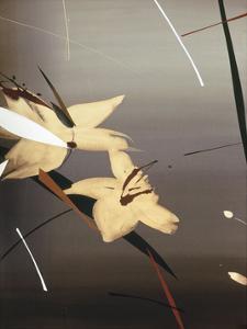 Brown Scene I by Lola Abellan