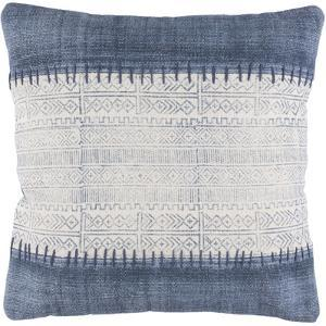 Lola Pillow Cover - Denim