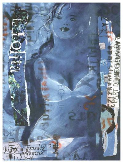 Lolita-Magassa-Art Print