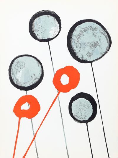 Lollipops from Derriere Le Miroir-Alexander Calder-Collectable Print