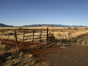 South Arizona Near Mexican Border, United States of America, North America by Lomax David