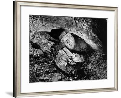 Lon Chaney Jr., House of Frankenstein, 1944--Framed Photographic Print