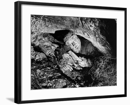 Lon Chaney Jr., House of Frankenstein, 1944--Framed Photographic Print