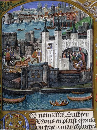 London, 1500--Giclee Print