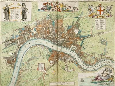 London and Westminster--Giclee Print