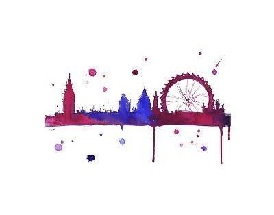 London Baby-Jessica Durrant-Art Print