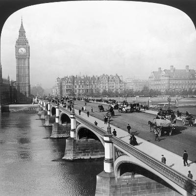 London: Big Ben--Giclee Print