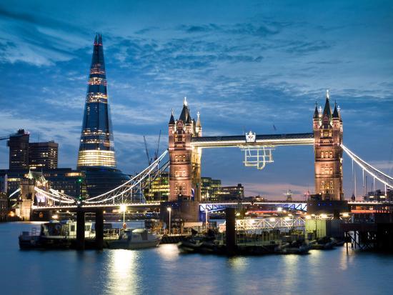 London Bridge-Craig Roberts-Photographic Print