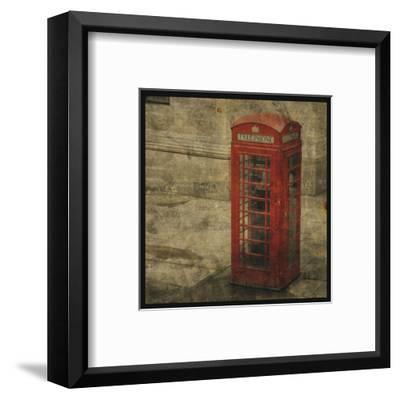 London Calling-John Golden-Framed Art Print