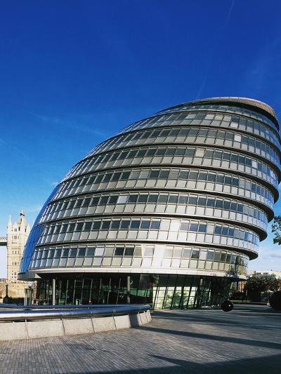 London City Hall--Giclee Print