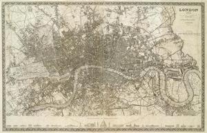 London, England, c.1845