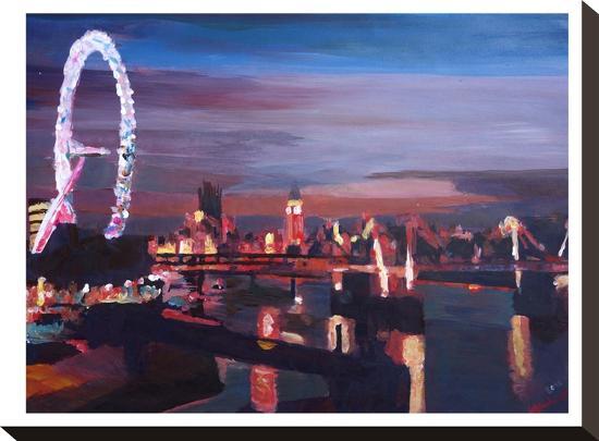 london-eye-night