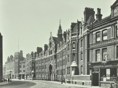 London Fire Brigade Headquarters, Southwark, London, 1911--Photographic Print