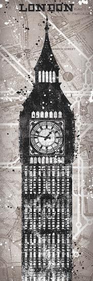 London Heights-Tom Frazier-Art Print