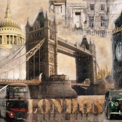 London I-John Clarke-Art Print