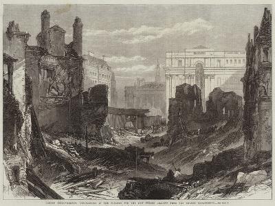 London Improvements--Giclee Print
