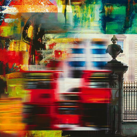 London Jazz II-Georges Generali-Giclee Print