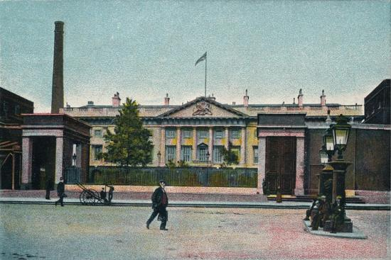 'London, The Royal Mint', c1907-Unknown-Giclee Print