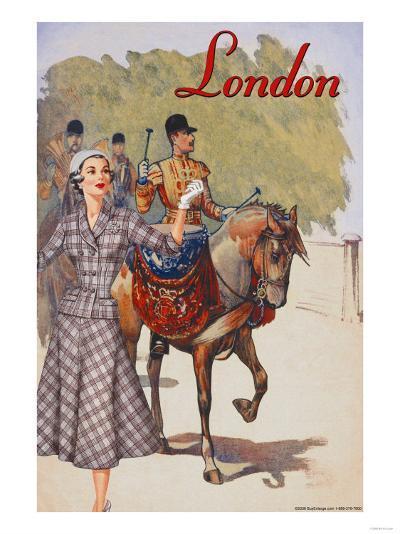 London Touring Suite--Art Print