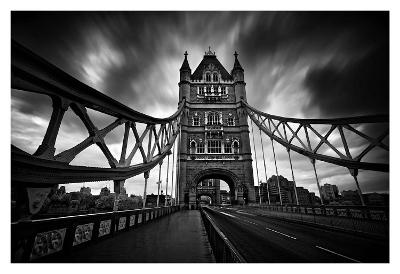 London Tower Bridge-Marcin Stawiarz-Art Print