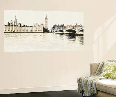 London Waterfront A-GI ArtLab-Wall Mural