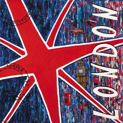 London-Sophie Wozniak-Art Print