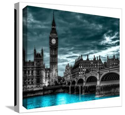 London--Gallery Wrapped Canvas