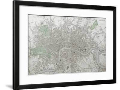 London--Framed Giclee Print