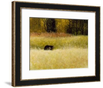Lone Blackbear-Miguel Dominguez-Framed Premium Giclee Print