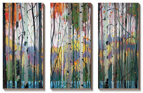 Lone Ranger-Graham Forsythe-Canvas Art Set