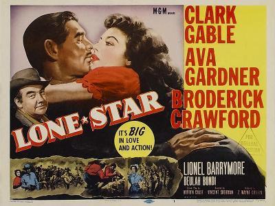 Lone Star, 1952--Art Print