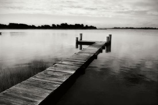 Lonely Dock IV-Alan Hausenflock-Photographic Print
