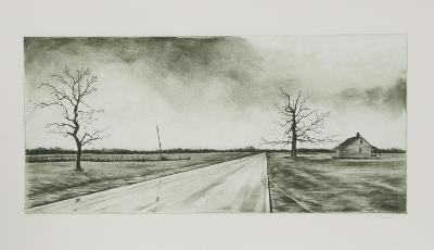 Lonely Road-Harry McCormick-Limited Edition